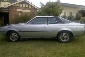 Mitsubishi Sigma Scorpion 1978 2D Coupe Manual 2L Carb Seats in NSW