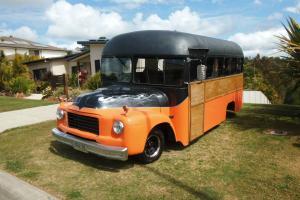 Hotrod HOT ROD Custom BUS V8 in QLD