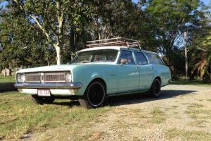 1970 HG Holden Wagon Original Mint Unrestored Condition Original Paint HK HT in QLD