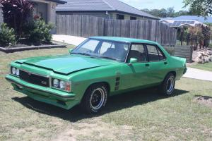 1977 HZ Monaro in QLD