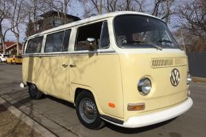 Volkswagen: Bus/Vanagon Deluxe