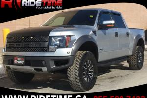 Ford: F-150 SVT Raptor Crew Cab 6.2L | FULLY LOADED