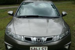 2010 Honda CIVIC SI Hatchback