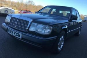 1991 Mercedes-Benz 300E 24V Only 74,000 miles