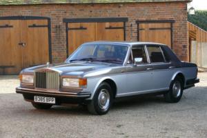 1985 Rolls Royce Silver Spirt