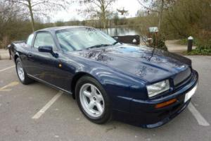 ASTON MARTIN VIRAGE 5340CC V8 AUTOMATIC - 1991 - COVERED 38,000 MILES FROM NEW