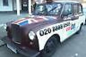 CARBODIES TAXI LTI FAIRWAY BRONZE LONDON BLACK CAB, 2.7 NISSAN TURBO DIESEL AUTO