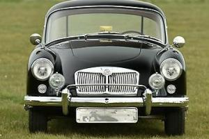 1957 MGA Fixed Head Coupe. Left Hand Drive