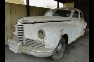46 Packard Clipper in QLD