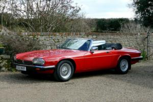 1988 Jaguar XJS V12 Convertible Photo