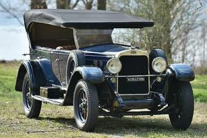 1927 Ansaldo 4H Tourer