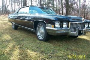 Cadillac: DeVille Coupe De Ville 2 door Hardtop