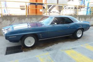 1969 Pontiac Firebird 350 V8 T400 NOT A Mustang Chevelle Camaro in VIC
