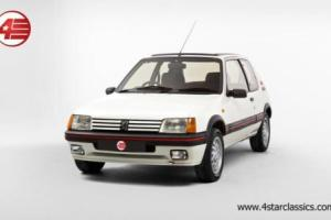 FOR SALE: Peugeot 205 GTi 1.6 1990