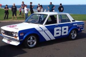 1969 Datsun 1600 Peter Brock BRE Clone Tribute Certified Signed 1 IN Australia in NSW
