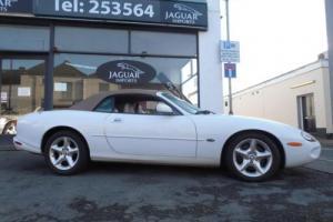 Jaguar XK8 4.0 CONVERTIBLE Photo
