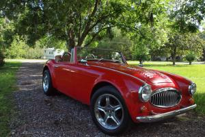 Sebring MX5000 (Austin Healey 3000 replica)