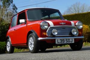 1993 Rover Mini Cooper on just 849 miles from new Photo
