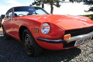 DATSUN 240 Z 1974 RARE CLASSIC CAR - IN FANTASTIC STUNNING SHOW CONDITION