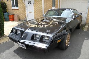 PONTIAC FIREBIRD 1980 4.9 V8 ( TAXED AND M.O.T )