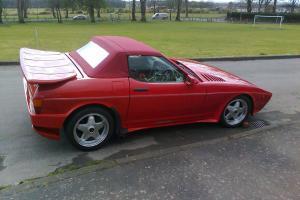 1989 TVR 400SE