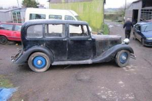 1937 Armstrong Siddeley 17hp town