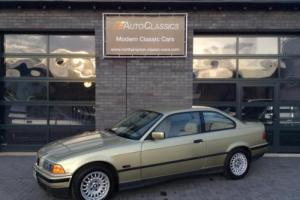 BMW 318is Coupe, 26,000 miles (Auto)