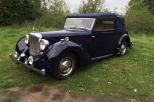 1948 Alvis TA14 Tickford Drophead Photo