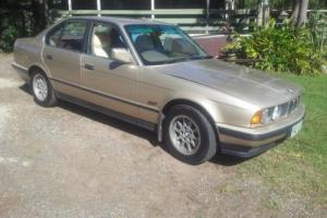 BMW 525i 1992 in QLD