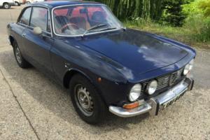 1974 ALFA ROMEO 2000 GT VELOCE BLUE GTV