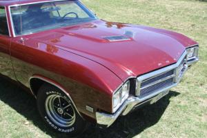 1969 Buick GS350 2DR Hardtop Coupe 350 V8 Like Chev Mustang Plymouth Pontiac