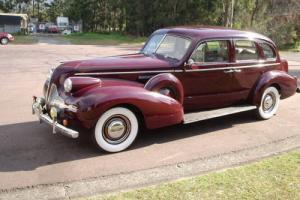 1939 Buick Roadmaster 80 LWB in NSW
