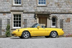 SUPERB 1992 ALFA ROMEO SPIDER 1.6,WITH DUAL FUEL PETROL/LPG!