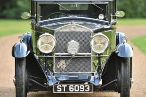 1929 Alfa Romeo 6C 1750 Turismo