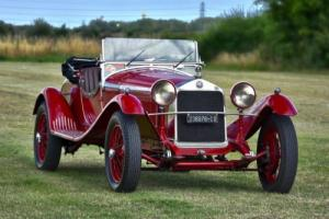 1929 Alfa Romeo 6C SS 1750 Zagato Spider
