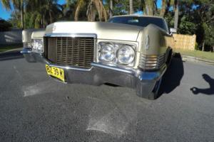 "Cadillac Coupe DE Ville 1970 20"" 150 Spoke Wheels Killer Stereo"