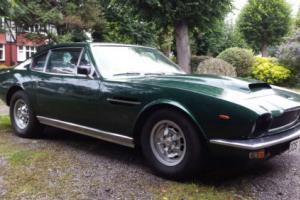 1978 Aston Martin V8 Photo