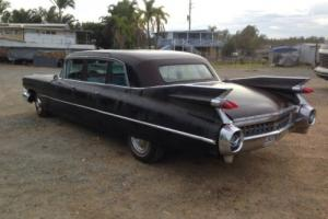 59 Cadillac Limo in QLD