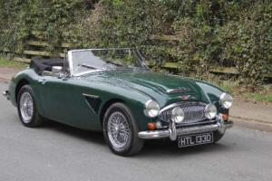 1966 AUSTIN HEALEY 3000 MKIII PHASE II BJ8