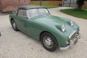 1960 Austin Healey Frogeye sprite fresh import for Restoration