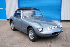 Austin-Healey Sprite MkIV, Fully Restored, Sebring Body, Hardtop, 1275, Leather for Sale