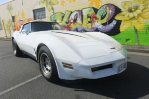 1981 C3 Corvette