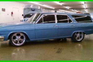 1965 AMC Rambler Classic Wagon