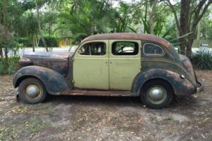 1937 C16 Chrysler Royal 4 Door Sedan in QLD