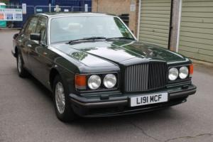1993 BENTLEY TURBO R; only 82k miles; full service history