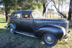 1939 Rare Chrysler Plymouth in NSW