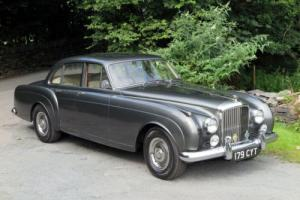 1961 Bentley S2 Continental H J Mulliner Flying Spur BC48CZ