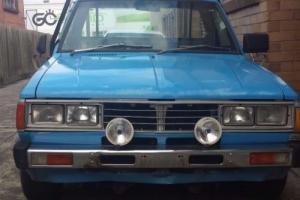 Datsun UTE 1981 120Y 720 1200 in VIC