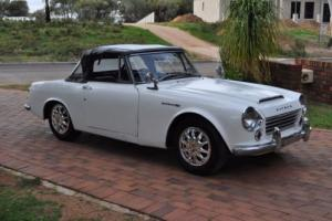 1967 1 2 Datsun Fairlady Coupe in VIC