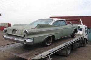Dodge 1960 Matador Mopar Chrysler Plymouth Wildest Fins Ever Rare